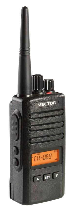 Портативная рация Vector VT-50