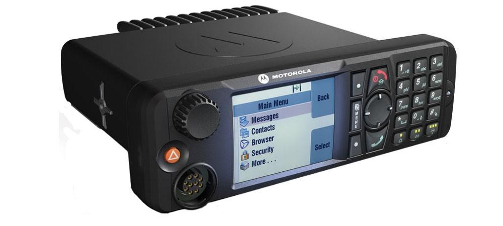 Motorola MTM5400 Tetra
