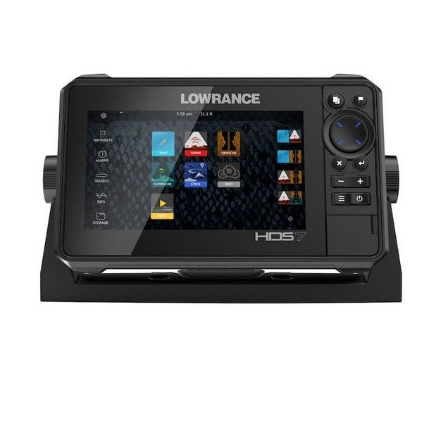 Эхолот-картплоттер Lowrance HDS-7 LIVE with Active Imaging 3-in-1 Transducer