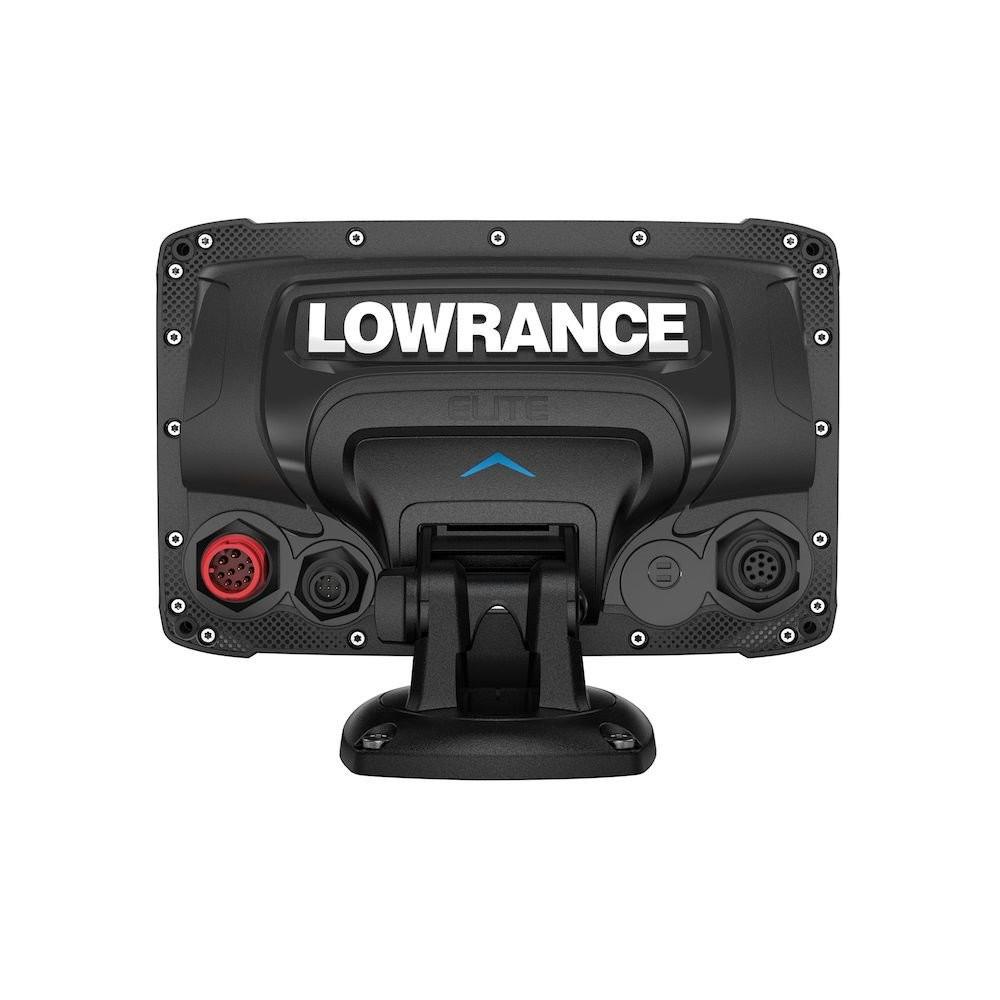 Эхолот-картплоттер Lowrance Elite-7 Ti² with Active Imaging 3-in-1 (ROW)