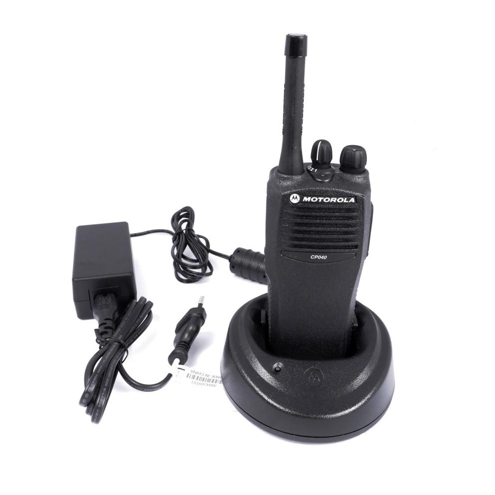 Зарядное устройство с сетевым адаптером для рации Motorola DP1400