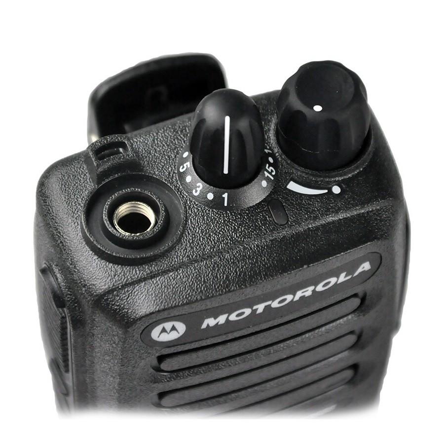Органы управления рации Motorola DP1400
