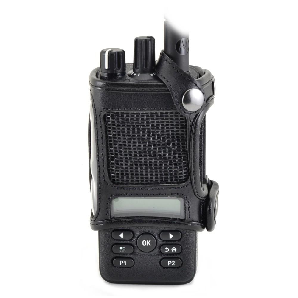Рация Motorola DP2600E в чехле
