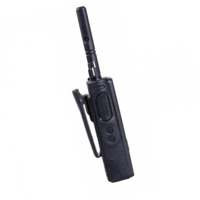 Рация Motorola DP4400e - разъем для гарнитуры