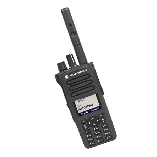 Рация Motorola DP4800е - общий вид