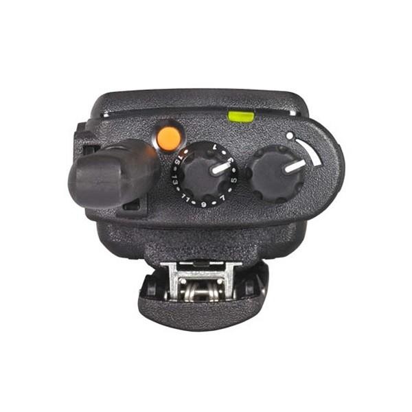 Motorola DP4800е - переключатель каналов и регулятор звука