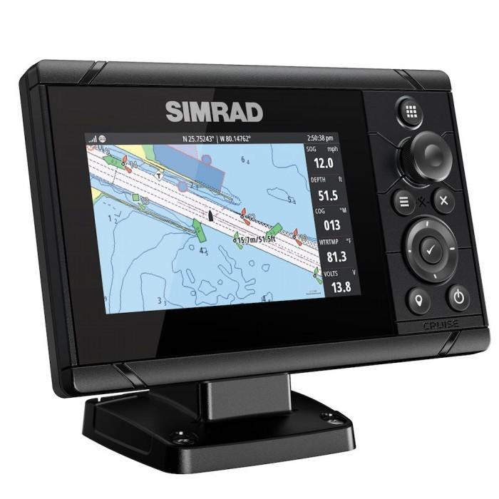 Картплоттер-эхолот Simrad Cruise-5