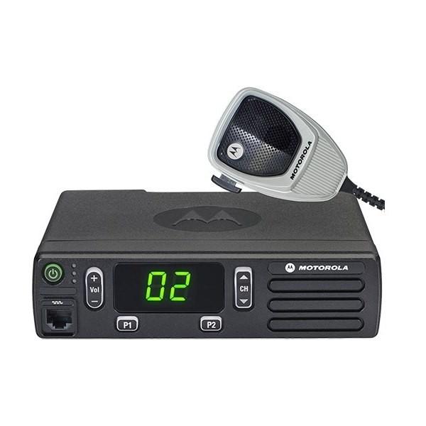 Радиостанция Motorola DM1400 с тангентой