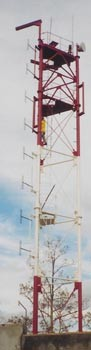 Антенна Радиал D8 VHF