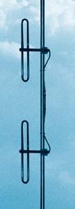Антенна Радиал DP2 VHF
