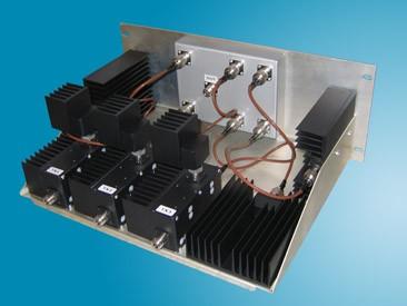 Комбайнер гибридный Radial СH-5U-50S-X/2