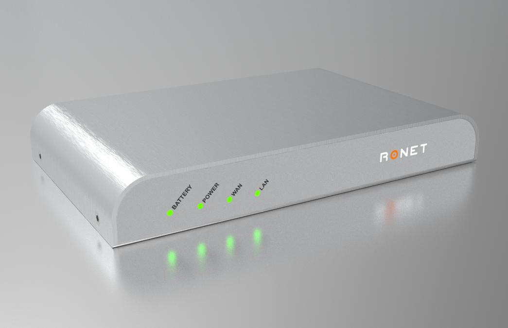 Сервер системы RONET COMPACT