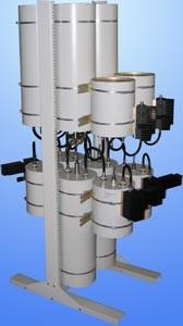 Комбайнер Radial CL10-4UL-125-R/2