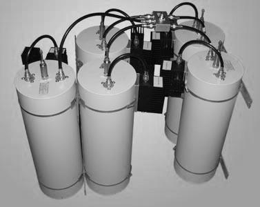 Комбайнер Radial CL12-8V-125-R/2