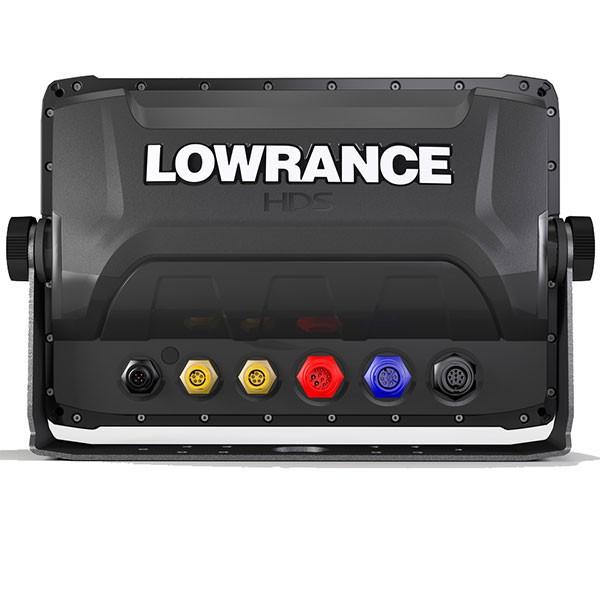 Картплоттер-эхолот Lowrance HDS-12 Gen3