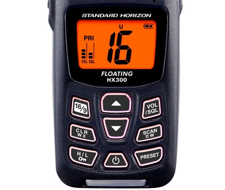Standard Horizon HX300