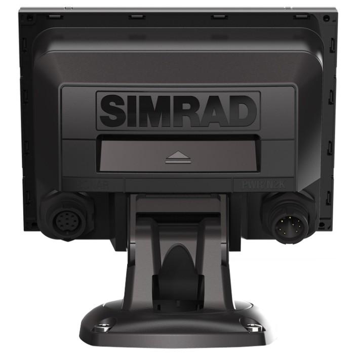 Картплоттер-эхолот Simrad GO5 XSE