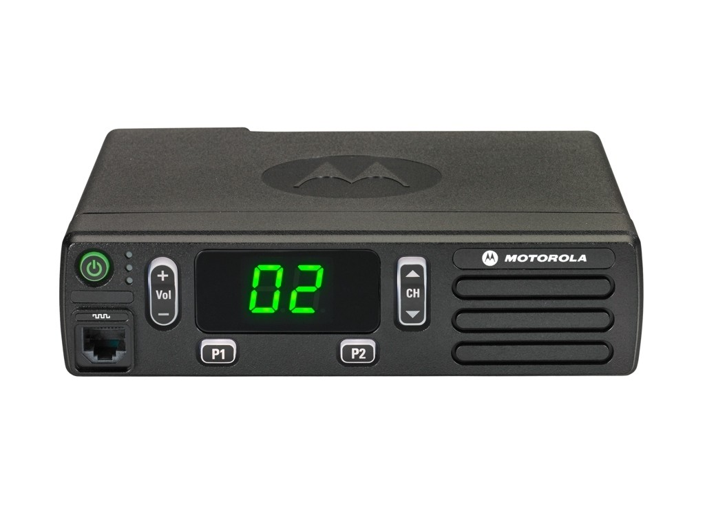 Motorola DM1400 - вид спереди