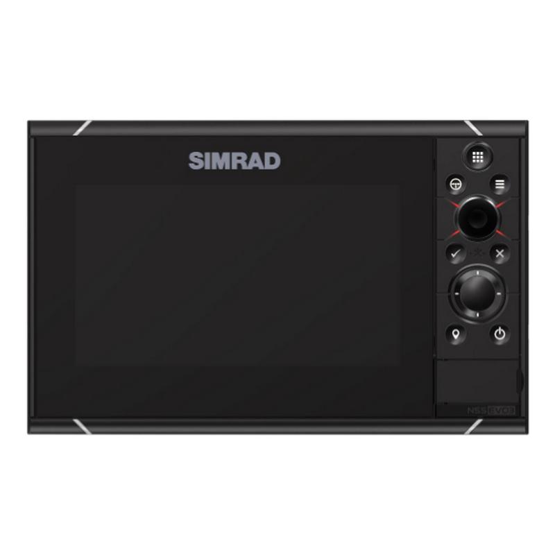Картплоттер-эхолот Simrad NSS16 evo3