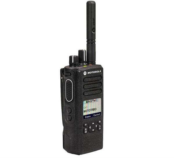 Рация Motorola DP4601е - общий вид
